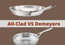 All-Clad VS Demeyere Cookware