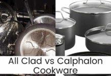All Clad vs Calphalon Cookware