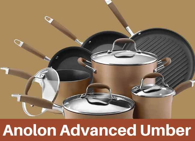 Anolon Advanced Umber