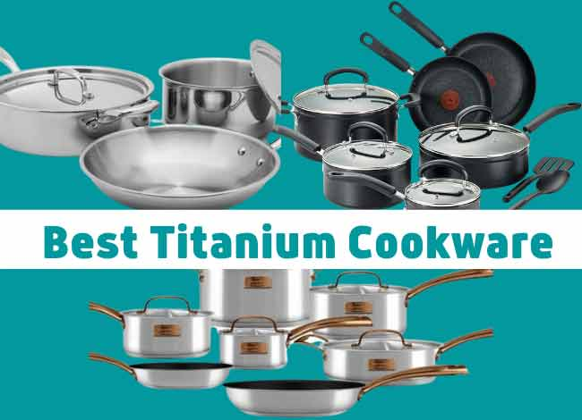 14 Best Titanium Cookware Sets