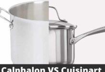 Calphalon Vs Cuisinart