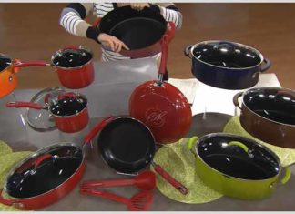 Best Rachael Ray Cookware Reviews 2019(Most popular Set)