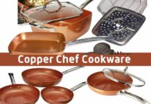 Copper Chef Cookware