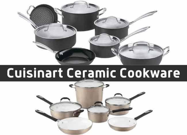 Cuisinart Ceramic Cookware