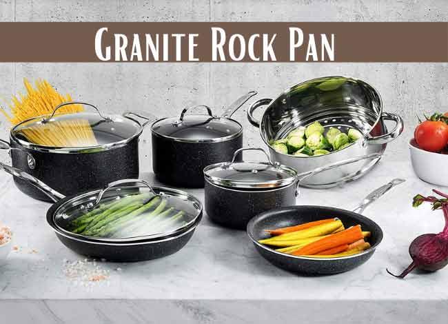 Granite Rock Pan