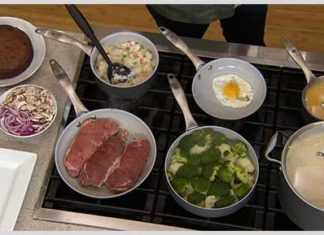 Ceramic nonstick cookware GreenPan