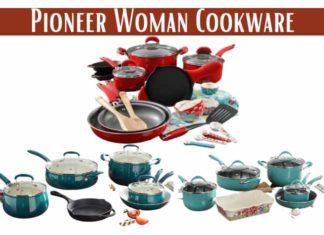 Pioneer Woman Cookware