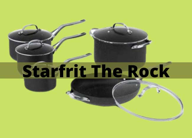 Starfrit The Rock