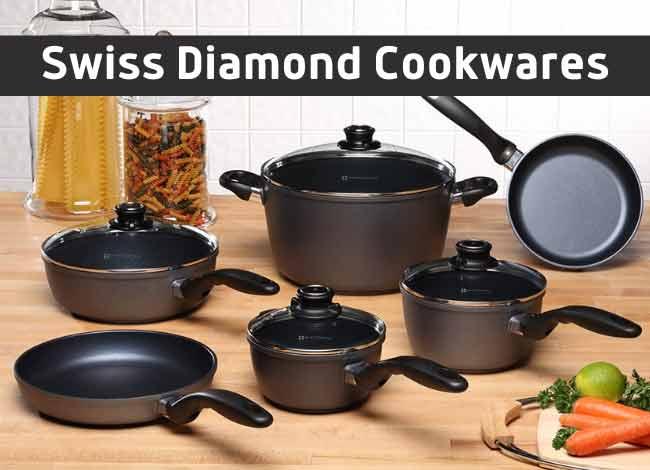 Swiss Diamond Cookwares