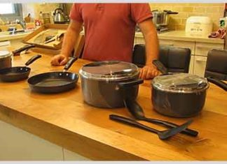 T-fal Ceramic Cookware Reviews