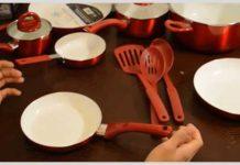 WearEver Ceramic Cookware